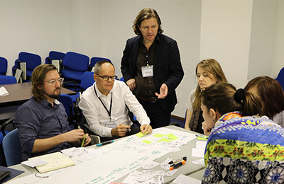 Workshop – Masterplanning Strategies